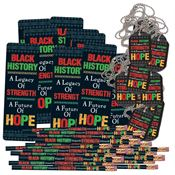 Black History: A Legacy Of Strength, A Future Of Hope 300-Piece Value Pack