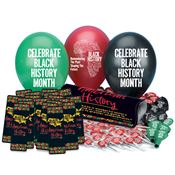 Black History Month 405-Piece Celebration Pack