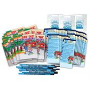 Stranger Danger 250-Piece Value Pack