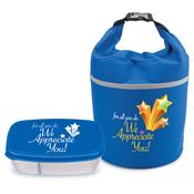 For All You Do We Appreciate You Bellmore Cooler Lunch Bag & Food Container Combo
