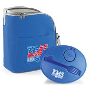 EMS: Every Call Counts Eastport Lunch/Cooler Bag & On-The-Go Food Container Combo
