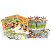 MyPlate 525-Item Assortment Pack - Eat Healthy