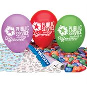 Public Service 355-Item Celebration Pack