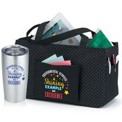 Environmental Services: A Shining Example Of Excellence Everest Vacuum Tumbler & Lynbrook Tote Gift Combo
