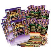 Unsung Heroes of Black History 300-Piece Value Pack
