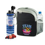 TEAM: Together Everyone Achieves More Eastport Lunch Bag & Fresno Fruit Infuser Water Bottle