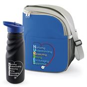 Nurses Eastport Lunch/Cooler Bag & Tahoe Grip Water Bottle Gift Combo