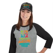 Proud Member Of An Awesome Nursing Team Baseball Jersey And Cap Gift Combo
