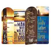 Men's Bookmark Assortment Set