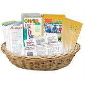Fitness For Life 351-Piece Value Basket
