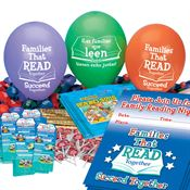 Families That Read Together Succeed Together Bilingual 700-Piece Value Pack
