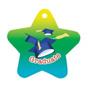 Graduate Award Tag With 4