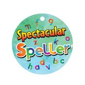 Spectacular Speller Tag With 24