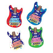 Perfect Attendance Rocks! Award Tag Assortment Pack With 24