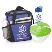 Merrick Lunch Cooler Bag, Food Container, & Water Bottle Gift Trio