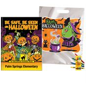 Be Safe, Be Seen On Halloween Deluxe Value Kit - Personalization Available