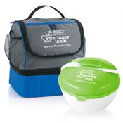 Pharmacy Team: We've Got The Prescription For Excellence Lunch Bag & Food Container Set