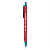 BIC® Tri-Stic® Black Ink Pen - Personalization Available