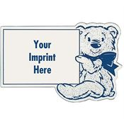 Bear Flexible Magnet - Personalization Available