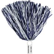 Two-Color Streamers Pom Poms - Personalization Available
