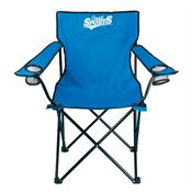 Nylon Folding Chair With Carrying Bag - Personalization Available