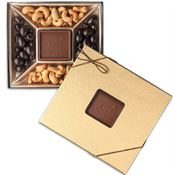 Chocolate & Snacks Window Box - Personalization Available
