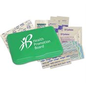 Contemporary Vinyl Slim Case First Aid Kit - Personalization Available