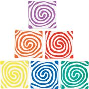 Swirl Erasers - Personalization Available