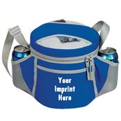6-Pack Plus Sports Cooler With Adjustable Shoulder Strap - Personalization Available