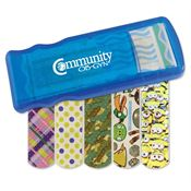Bandage Dispenser With Patterned Bandages - Personalization Available