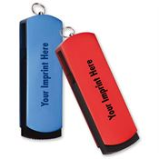 2GB Slide USB 2.0 Flash Drive - Personalization Available