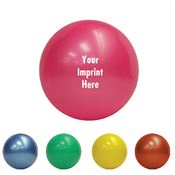 Vinyl Inflatable Play Ball - 4 inch - Personalization Available