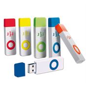 8GB Color Pop USB 2.0 Flash Drive - Personalization Available