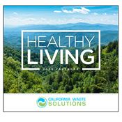 Healthy Living 2019 Calendar - Personalization Available