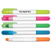 Fluorescent Gel Wax Highlighters - Personalization Available
