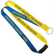 2-Tone Lanyard - Personalization Available
