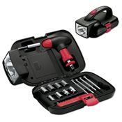 Econo Auto Tool & Light Kit - Personalization Available