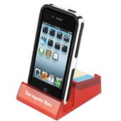 Media/Card Stand & Sticky Note/Flag Holder - Personalization Available