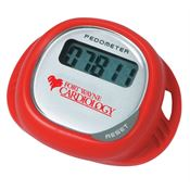 Easy View Digital Display Shoelace Pedometer - Personalization Available