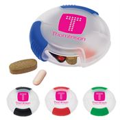 Slider Pill Box - Personalization Available
