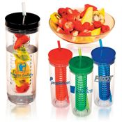 20-Oz. Tumbler With Fruit Infusion Chamber - Personalization Available