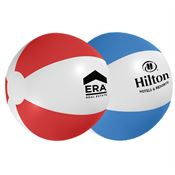 "12"" Swirl Beach Ball - Personalization Available"