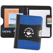 Laminated Flare Organization Portfolio - Personalization Available