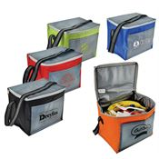 Chrome 6-Pack Cooler - Personalization Available