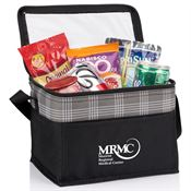 Designer 6-Can Cooler Bag - Personalization Available