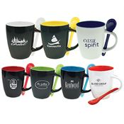 Bistro Mug 12-oz. - Personalization Available