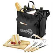 Modesto Picnic Carrier Set - Personalization Available