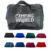 Picnic Blanket (Fleece/Nylon) - Personalization Available