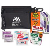 Outdoor Emergency First Aid Kit - Personalization Available