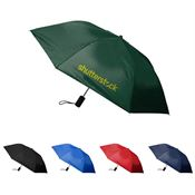 Economy Auto Open Folding Umbrella - Personalization Available